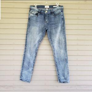 FRAME Le Garcon Crop Jean's Size 29